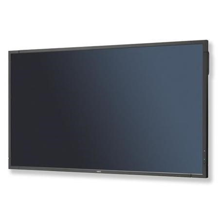 "90"" Black LED Large Format Display Full HD  300 cd/m2 12/7 Operation"