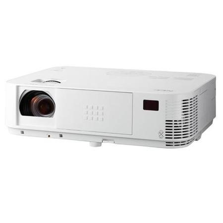 NEC NECM403W 4000 Lumens WXGA Resolution DLP Technology Meeting Room Projector 3.6kg