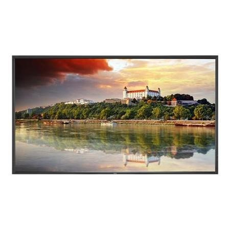 "NEC 60004105 84"" 4K UHD 24/7 Operation Large Format Display"