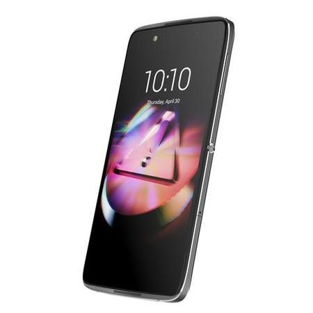 "Alcatel Idol 4 Grey 5.2"" 16GB 4G Unlocked & SIM Free + Free VR Headset"