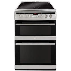 Amica 608DCE2TAXX Freestanding 60cm Double Oven Electric Cooker -Stainless Steel
