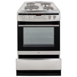 Amica 608EE2TAXX 60cm Freestanding Electric Cooker - Stainless Steel