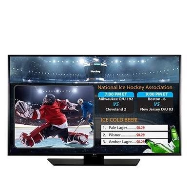 "LG 60LX540S - 60"" Class  60.2 viewable  LED TV - digital signage - 1080p FullHD - edge-lit"