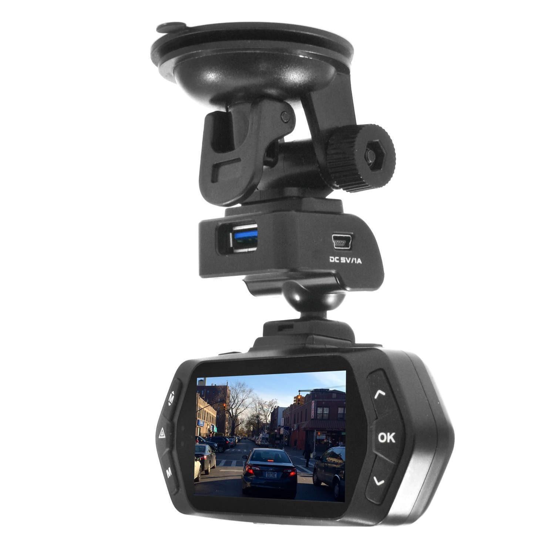 Deal Dash Com Tvs >> electriQ 2K Dash Cam 160 Degree Wide Angle View Ambarella ...