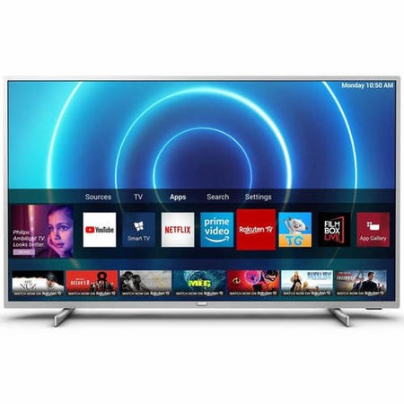 "Philips 70PUS7555/12 70"" 4K Ultra HD Smart LED TV with Freeview Play"