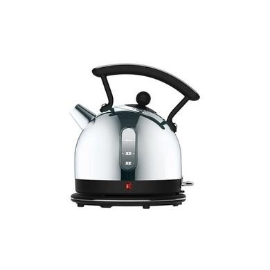 Dualit 72700 1.7l Black Dome Cordless Kettle With Window