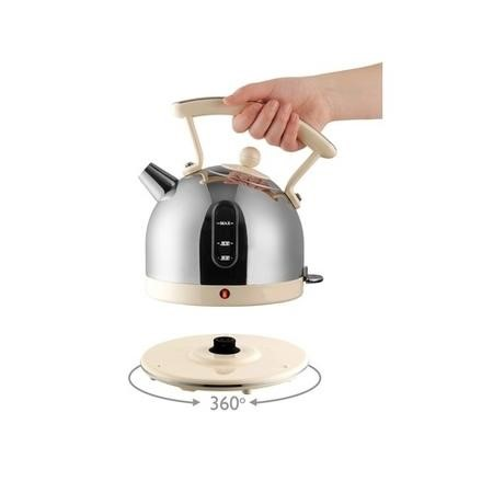 Dualit 72702 Dome Kettle in Cream Trim