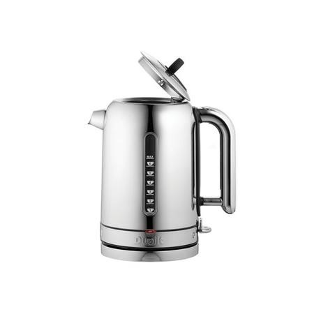 Dualit 72815 Classic 1.7lt 3kw Polished Kettle Whisper Boil