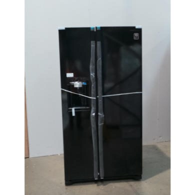 Samsung RSG5UUMH1 G-series Side By Side Fridge Freezer with Ice & Water Dispenser in Manahattan Grey - While Stocks Last