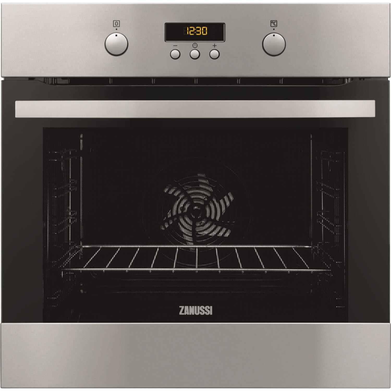 zanussi zop37902xk electric built in single oven in stainless steel rh appliancesdirect co uk