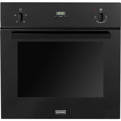 Stoves SEB600FP Fanned Electric Built In Single Oven - Black 444440821