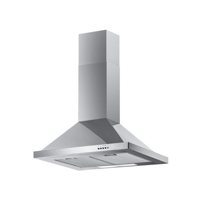 Baumatic F702SS 70cm Chimney Cooker Hood Stainless Steel