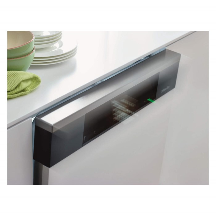 grade a1 as new but box opened miele g6260scvi 14 place fully integrated dishwasher with 3d. Black Bedroom Furniture Sets. Home Design Ideas