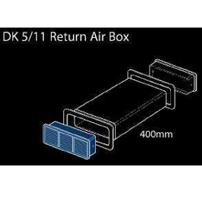 GRADE A1 - Elica DK5/11 Return Air Box