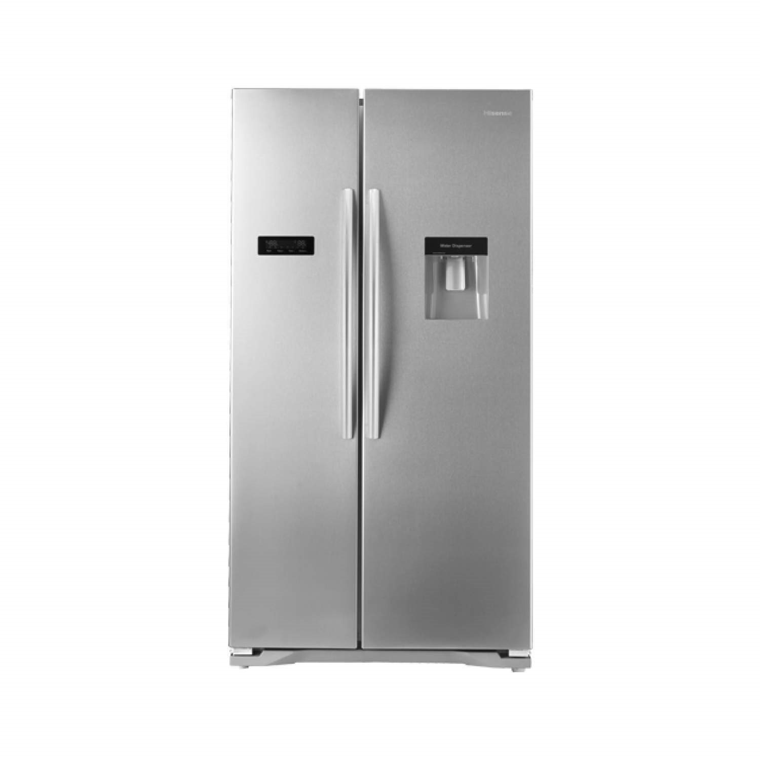 Nice What Is An American Fridge Freezer Part - 8: Hisense RS723N4WC1 Side By Side American Fridge Freezer With Water  Dispenser Stainless Steel Effect Doors