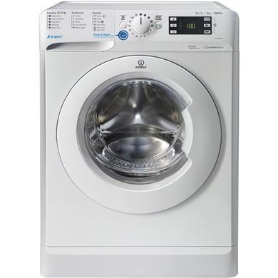 Indesit BWE91484XW Innex 9kg 1400rpm Freestanding Washing Machine - White
