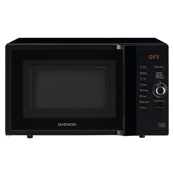Daewoo KOC9C0TBK 28L Freestanding Combination Microwave Oven & Grill