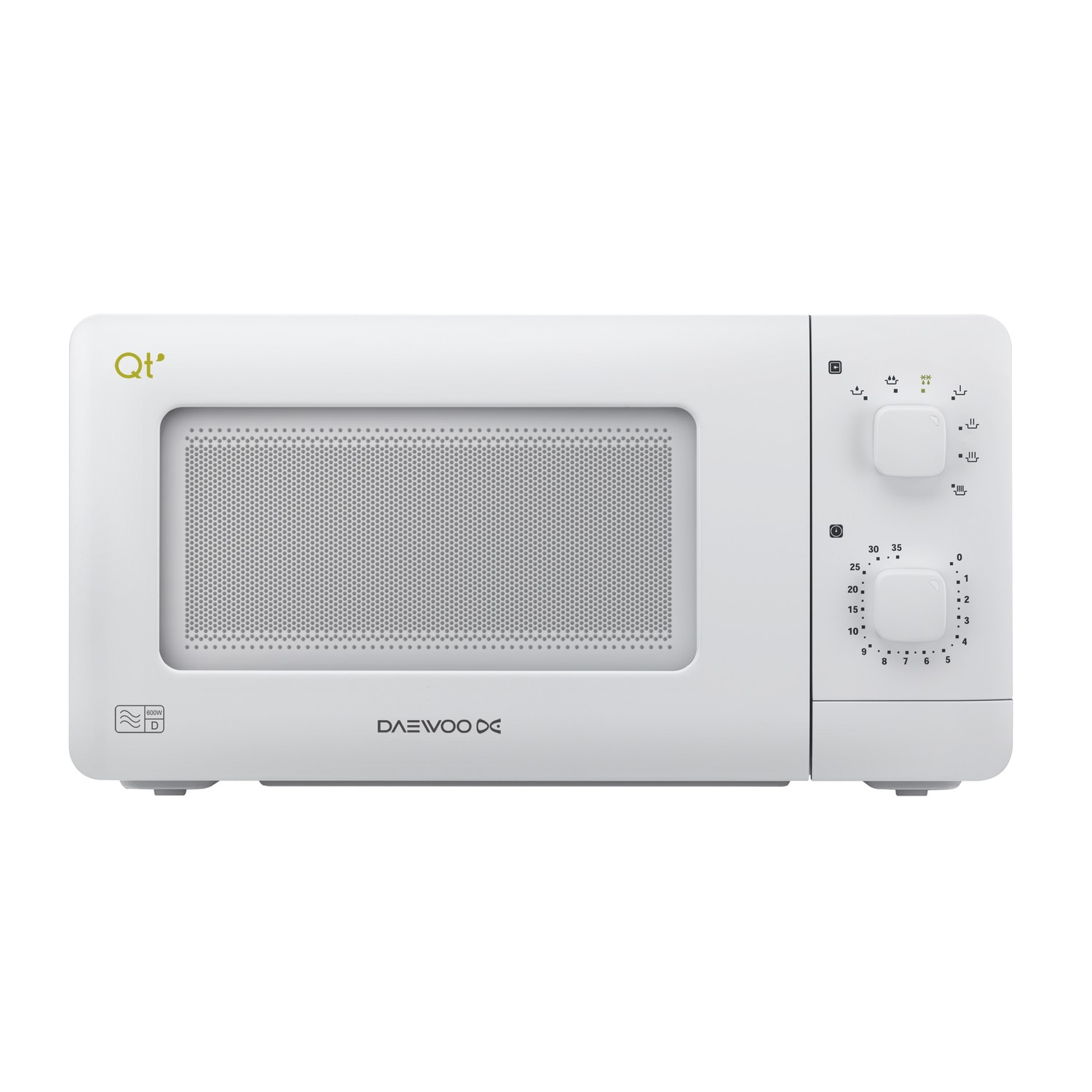 daewoo qt1 14l 600w manual control microwave white great for caravans and motorhomes rh appliancesdirect co uk Daewoo Wm1010cc Manual Daewoo Wm1010cc Manual