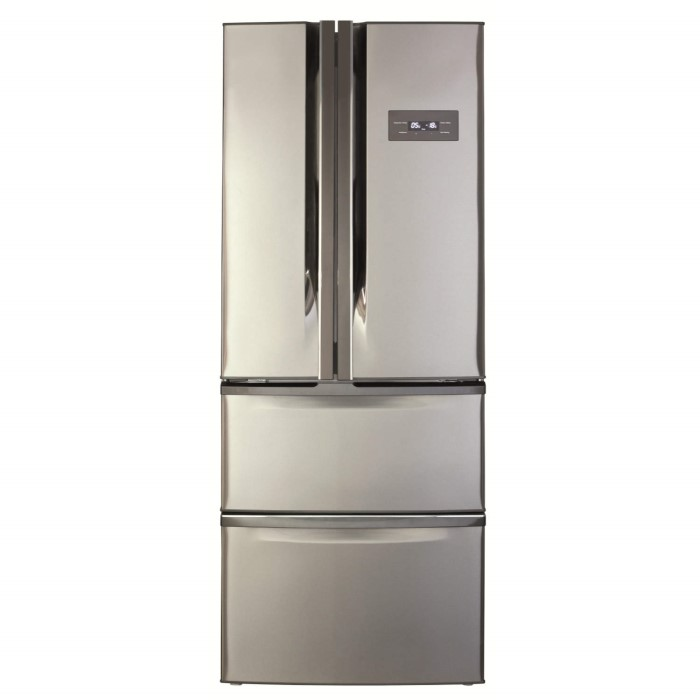 191ec50ae969 CDA PC84SC Frost Free American Style Fridge Freezer Stainless Steel Look  PC84SC