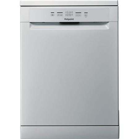 HOTPOINT HFC2B19SV 13 Place Energy Efficient Freestanding Dishwasher - Silver
