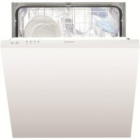 INDESIT DIF04B1 Ecotime 13 Place Fully Integrated Dishwasher - White Best Price, Cheapest Prices