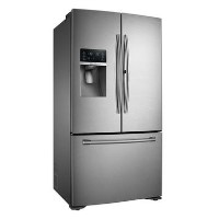 Samsung RF23HTEDBSR 60/40 530L American Frost Free Freestanding Fridge Freezer - Stainless Steel Best Price, Cheapest Prices