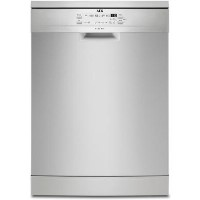 AEG FFB53600ZM 13 Place Freestanding Dishwasher - Silver Best Price, Cheapest Prices