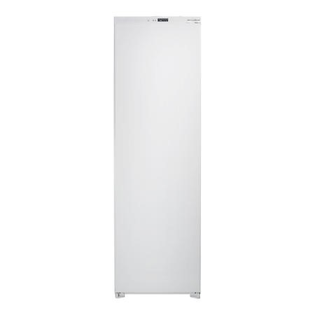 electriQ 197 Litre Integrated In Column Freezer 177cm Tall Frost Free 54cm Wide - White