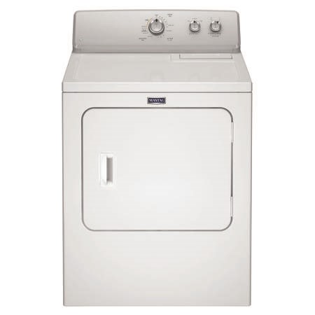 Maytag 3LMEDC315FW 10.5kg Semi-Commercial Freestanding Vented Tumble Dryer - White