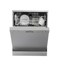 NordMende DW66IX Super Efficient Freestanding Dishwasher - Stainless Steel Best Price, Cheapest Prices