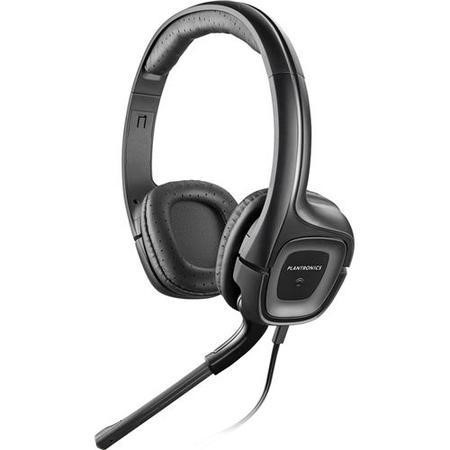 Plantronics Audio 355 Stereo Headset Twin 3.5mm