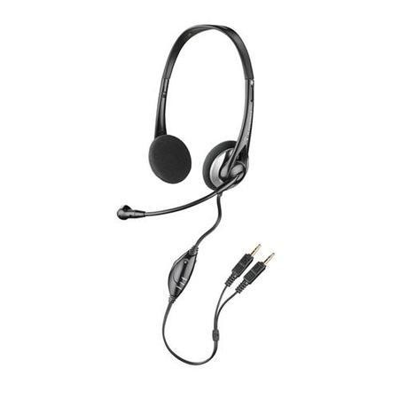 Plantronics Audio 326 Stereo Headset Twin 3.5mm