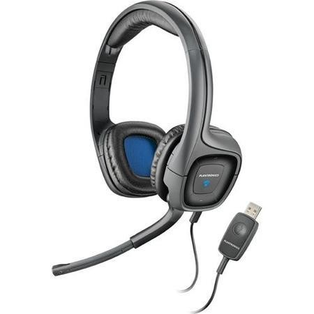 Plantronics Audio 655 Stereo Headset with DSP USB