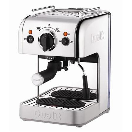 Dualit 84440 DCM2X 3 In 1 Coffee Machine 15 Bar 1250w Polished S/s