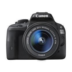 Canon EOS 100D DSLR Camera + EF-S 18-55mm IS Lens + 8GB SD Card + Camera Bag
