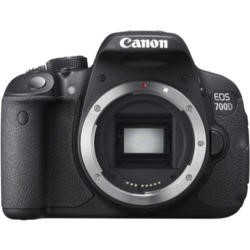 Canon EOS 700D DSLR Camera Body Only