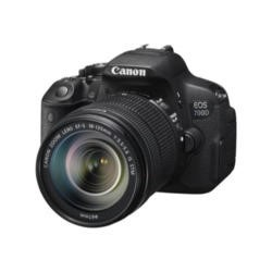 Canon EOS 700D SLR Camera Black 18-135mm IS STM 18MP 3.0TouchLCD FHD