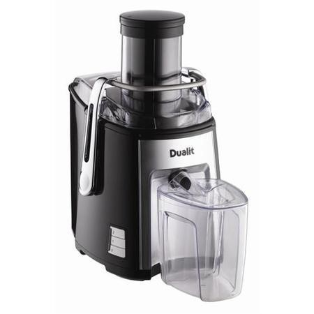 Dualit 88305 Mm Heavy Duty Juice Extractor Black & Chrome