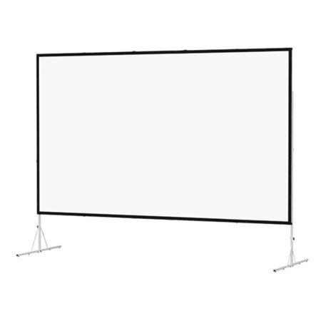 Da Lite Fast-Fold Deluxe Front Projection 12' x 9'