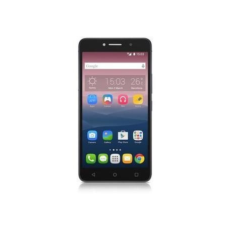 Alcatel Pixi 4 Black 6 Inch  8GB 3G Unlocked & SIM Free