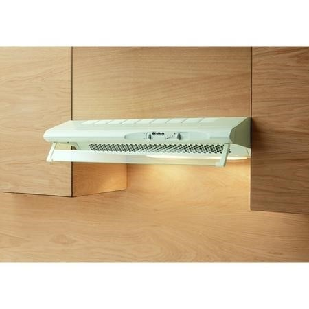 Elica 90CST-WH Concorde 90cm Conventional Cooker Hood With High Power Motor White