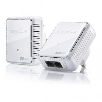 Devolo dLAN 500Mbps Duo Powerline Starer Kit