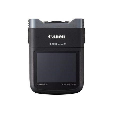 Canon Legria Mini X Camcorder Black TouchLCD FHD WiFi