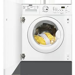 Zanussi 914528134 integrated Washing Machine