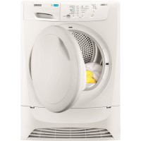 Zanussi ZDP7205PZ 7kg Freestanding Condenser Tumble Dryer - White