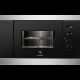 Electrolux 947608620 Built-in inclusive frame Microwave Oven in Stainless steel with antifingerp