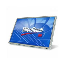 22 Inch White Bezel MicroTouch Display 1680 x 1050 1 x DVI and 1 x USB Connection