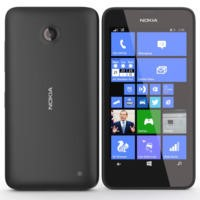 Nokia Lumia 635 Sim Free Windows 8.1 Black Mobile Phone