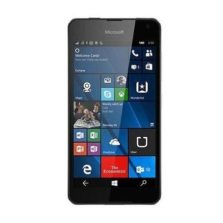 "GRADE A1 - Refurbished Microsoft Lumia 650 Black 5"" 16GB 4G Unlocked & SIM Free"