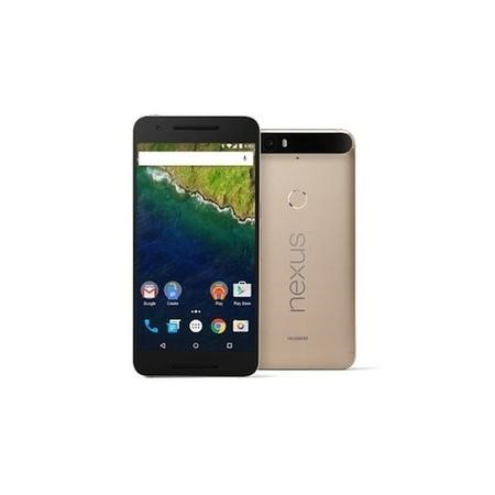 "Refurbished Huawei Nexus 6P Gold 5.7"" 32GB 4G Unlocked & SIM Free"